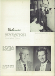 Page 17, 1957 Edition, St Augustine High School - Saintsman Yearbook (San Diego, CA) online yearbook collection