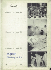 Page 7, 1957 Edition, St Augustine High School - Saintsman Yearbook (San Diego, CA) online yearbook collection