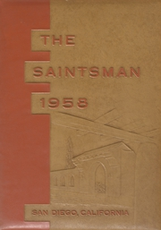 Page 1, 1958 Edition, St Augustine High School - Saintsman Yearbook (San Diego, CA) online yearbook collection