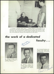 Page 16, 1958 Edition, St Augustine High School - Saintsman Yearbook (San Diego, CA) online yearbook collection