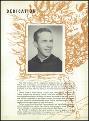 Page 8, 1958 Edition, St Augustine High School - Saintsman Yearbook (San Diego, CA) online yearbook collection
