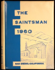 Page 1, 1960 Edition, St Augustine High School - Saintsman Yearbook (San Diego, CA) online yearbook collection