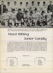 Page 112, 1962 Edition, St Augustine High School - Saintsman Yearbook (San Diego, CA) online yearbook collection