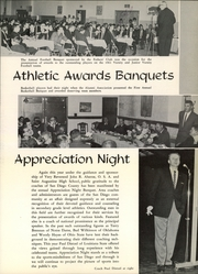 Page 113, 1962 Edition, St Augustine High School - Saintsman Yearbook (San Diego, CA) online yearbook collection