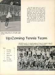 Page 115, 1962 Edition, St Augustine High School - Saintsman Yearbook (San Diego, CA) online yearbook collection