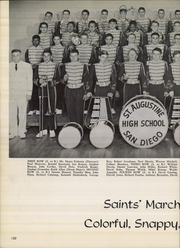 Page 124, 1962 Edition, St Augustine High School - Saintsman Yearbook (San Diego, CA) online yearbook collection