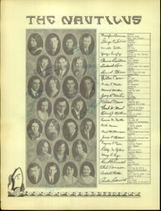 Page 10, 1931 Edition, Roosevelt High School - Nautilus Yearbook (Fresno, CA) online yearbook collection