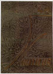 Page 1, 1948 Edition, Roosevelt High School - Nautilus Yearbook (Fresno, CA) online yearbook collection