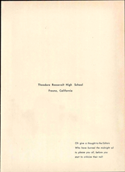 Page 7, 1948 Edition, Roosevelt High School - Nautilus Yearbook (Fresno, CA) online yearbook collection