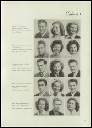 Page 15, 1945 Edition, Herbert Hoover High School - Scroll Yearbook (Glendale, CA) online yearbook collection
