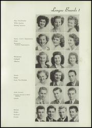 Page 17, 1945 Edition, Herbert Hoover High School - Scroll Yearbook (Glendale, CA) online yearbook collection