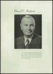 Page 8, 1945 Edition, Herbert Hoover High School - Scroll Yearbook (Glendale, CA) online yearbook collection