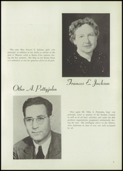 Page 9, 1945 Edition, Herbert Hoover High School - Scroll Yearbook (Glendale, CA) online yearbook collection