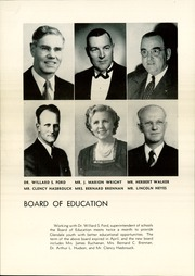 Page 12, 1947 Edition, Herbert Hoover High School - Scroll Yearbook (Glendale, CA) online yearbook collection