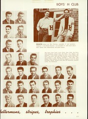Page 129, 1948 Edition, Herbert Hoover High School - Scroll Yearbook (Glendale, CA) online yearbook collection