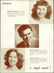 Page 181, 1948 Edition, Herbert Hoover High School - Scroll Yearbook (Glendale, CA) online yearbook collection