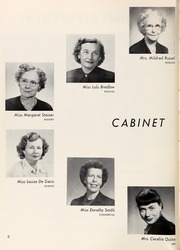 Page 12, 1953 Edition, Westlake School for Girls - Vox Puellarum Yearbook (Los Angeles, CA) online yearbook collection