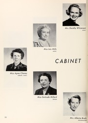Page 14, 1953 Edition, Westlake School for Girls - Vox Puellarum Yearbook (Los Angeles, CA) online yearbook collection