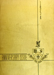 1954 Edition, Westlake School for Girls - Vox Puellarum Yearbook (Los Angeles, CA)