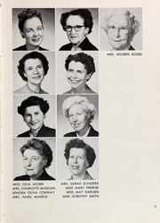Page 13, 1954 Edition, Westlake School for Girls - Vox Puellarum Yearbook (Los Angeles, CA) online yearbook collection