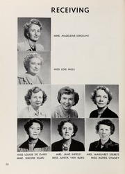Page 14, 1954 Edition, Westlake School for Girls - Vox Puellarum Yearbook (Los Angeles, CA) online yearbook collection