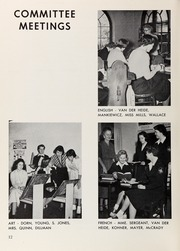 Page 16, 1954 Edition, Westlake School for Girls - Vox Puellarum Yearbook (Los Angeles, CA) online yearbook collection