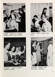 Page 17, 1954 Edition, Westlake School for Girls - Vox Puellarum Yearbook (Los Angeles, CA) online yearbook collection