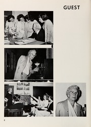 Page 8, 1954 Edition, Westlake School for Girls - Vox Puellarum Yearbook (Los Angeles, CA) online yearbook collection