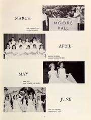 Page 11, 1963 Edition, Westlake School for Girls - Vox Puellarum Yearbook (Los Angeles, CA) online yearbook collection