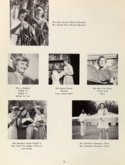 Page 14, 1963 Edition, Westlake School for Girls - Vox Puellarum Yearbook (Los Angeles, CA) online yearbook collection