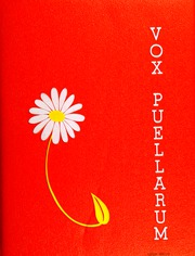 1966 Edition, Westlake School for Girls - Vox Puellarum Yearbook (Los Angeles, CA)