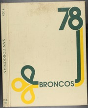 Page 1, 1978 Edition, Banning High School - Broncos Yearbook (Banning, CA) online yearbook collection