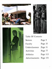 Page 11, 1978 Edition, Banning High School - Broncos Yearbook (Banning, CA) online yearbook collection