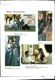 Page 14, 1978 Edition, Banning High School - Broncos Yearbook (Banning, CA) online yearbook collection