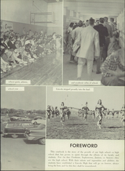 Page 13, 1958 Edition, Lincoln High School - Best of Lincoln Yearbook (Stockton, CA) online yearbook collection
