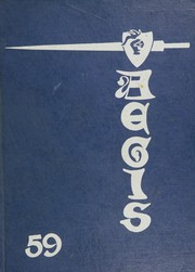 1959 Edition, Tennyson High School - Aegis Yearbook (Hayward, CA)