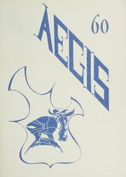 1960 Edition, Tennyson High School - Aegis Yearbook (Hayward, CA)