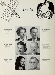 Page 10, 1948 Edition, Livermore High School - El Vaquero Yearbook (Livermore, CA) online yearbook collection