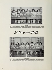 Page 12, 1948 Edition, Livermore High School - El Vaquero Yearbook (Livermore, CA) online yearbook collection