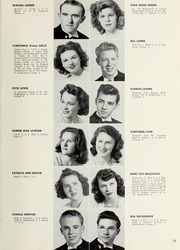 Page 17, 1948 Edition, Livermore High School - El Vaquero Yearbook (Livermore, CA) online yearbook collection