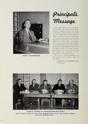 Page 8, 1948 Edition, Livermore High School - El Vaquero Yearbook (Livermore, CA) online yearbook collection