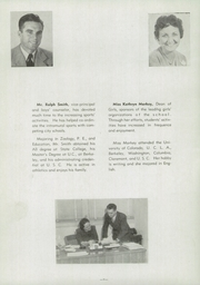 Page 16, 1945 Edition, Kearny High School - Komet Yearbook (San Diego, CA) online yearbook collection