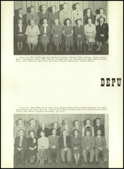 Page 12, 1949 Edition, Kearny High School - Komet Yearbook (San Diego, CA) online yearbook collection