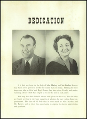 Page 6, 1949 Edition, Kearny High School - Komet Yearbook (San Diego, CA) online yearbook collection