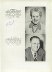 Page 11, 1952 Edition, Kearny High School - Komet Yearbook (San Diego, CA) online yearbook collection