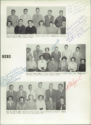 Page 13, 1952 Edition, Kearny High School - Komet Yearbook (San Diego, CA) online yearbook collection