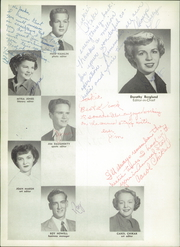 Page 16, 1952 Edition, Kearny High School - Komet Yearbook (San Diego, CA) online yearbook collection