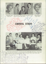 Page 17, 1952 Edition, Kearny High School - Komet Yearbook (San Diego, CA) online yearbook collection