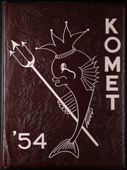 Page 1, 1954 Edition, Kearny High School - Komet Yearbook (San Diego, CA) online yearbook collection