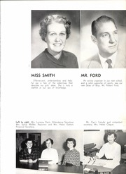 Page 11, 1954 Edition, Kearny High School - Komet Yearbook (San Diego, CA) online yearbook collection